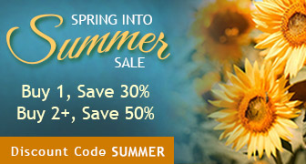 Save up to 50% in the Spring into Summer Sale from Adobe Press