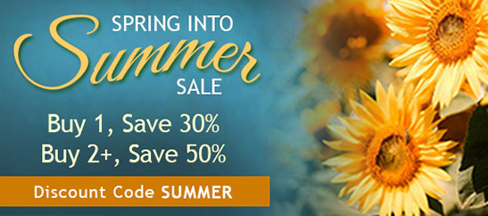 Save up to 50% in the Spring into Summer Sale from Cisco Press