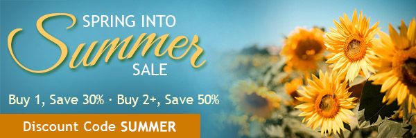 Save up to 50% in the Spring into Summer Sale from InformIT