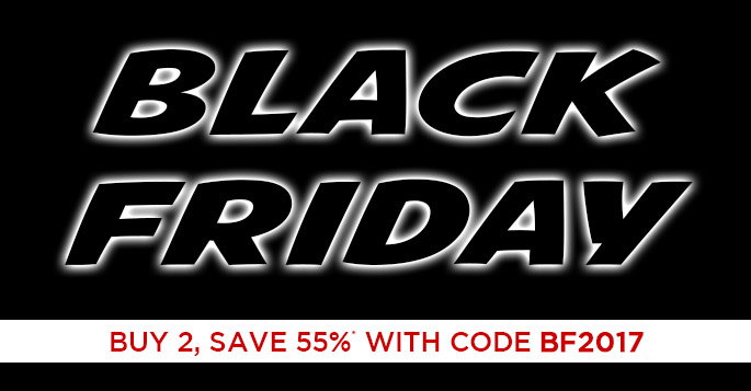 Buy 2, Save 55% in the Black Friday Sale from Peachpit