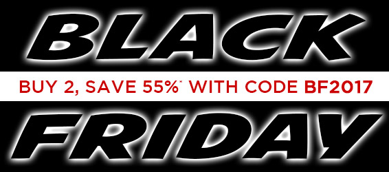 Buy 2, Save 55% in the Black Friday Sale from Pearson IT Certification