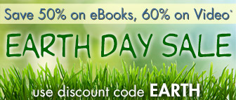 Save up to 60% in the Earth Day Sale from Cisco Press