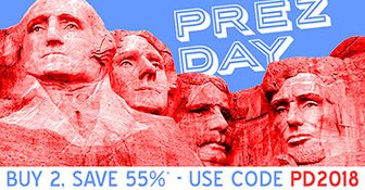 Buy 2, Save 55% in the Presidents' Day Sale from Cisco Press