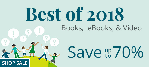 Save up to 70% on 2018's Best Books, eBooks, and Video Training from InformIT