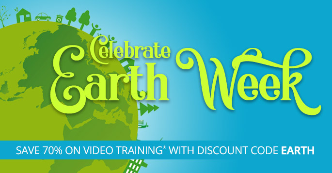 Earth Week Sale: Save 40% on eBooks and Web Editions with discount code EARTH*