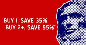 Save up to 55% in the Presidents' Day Sale from InformIT