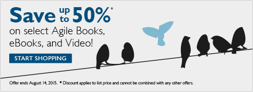Open Source Sale: Save up to 50% on books, eBooks and video
