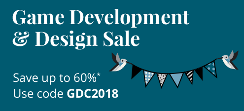 Game Development & Design Sale: Save up to 60%