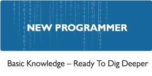 New Programmer
