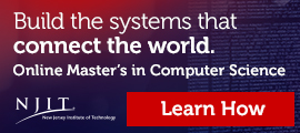 New Jersey Institute of Technology: Online Master's Degree in Computer Science