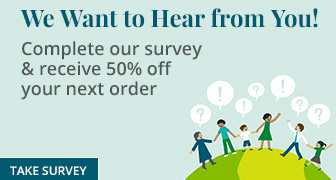 Take our survey and receive a coupon for 50% off your next order from InformIT