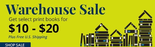 Save up to 80% in the Warehouse Sale from InformIT