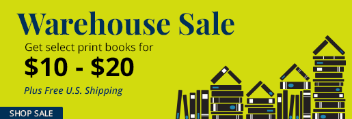 Get books for $10-$20 in the Warehouse Sale from InformIT