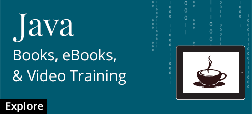 Java Books, eBooks, and Video Training from InformIT