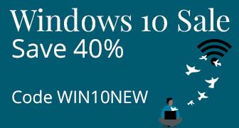 Save 40% on Windows 10 Books and eBooks