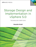 Storage Design and Implementation in VMware vSphere 5.0