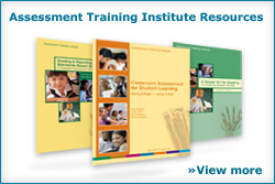 Assessment Training Institutes Resources