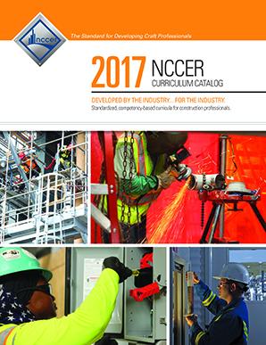 2015 NCCER Curriculum Catalog