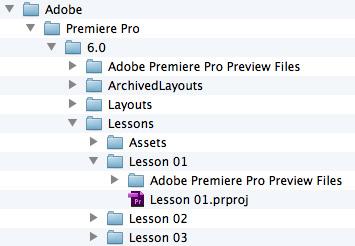 Touring the Adobe Premiere Pro CS6 Interface >