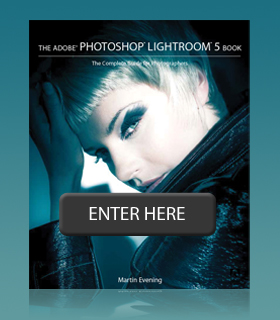 Martin Evening's The Adobe Photoshop Lightroom 5 Book
