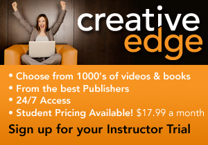 Sign up for your Creative Edge Trial