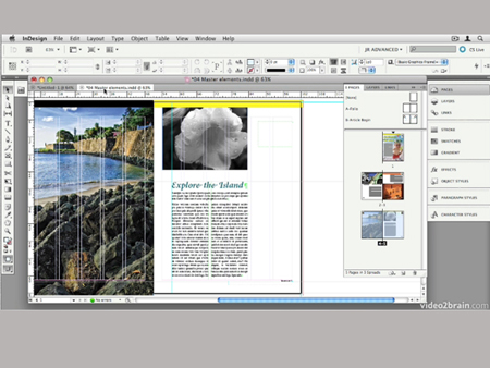 Adobe InDesign CC Learn by Video (2015 release): Chad ...