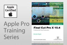 Apple Certified, Apple Pro Training Series