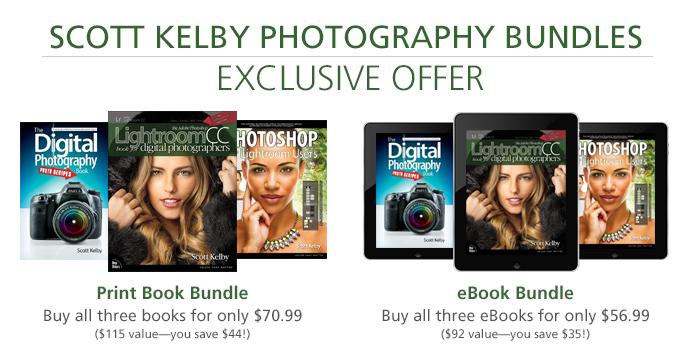 Scott Kelby Photography Bundles