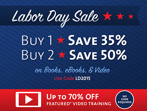 Labor Day Sale: Buy 1, Save 35% or Buy 2, Save 50%