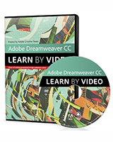 Adobe Dreamweaver CC: Learn by Video (2014 release)