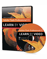 Adobe Flash Professional CC: Learn by Video (2014 release)
