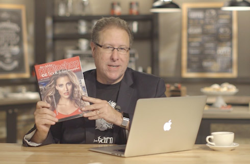 Scott Kelby Introduces The Photoshop CC Book for Digital Photographers (2017 release)