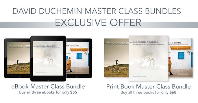 David DuChemin Master Class Bundles - Exclusive Offer