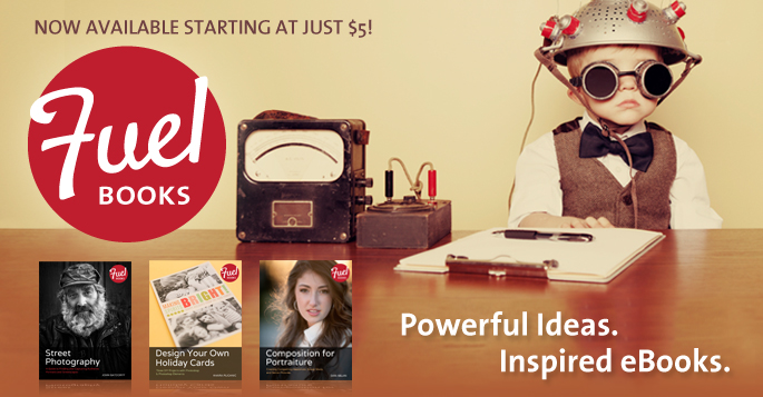 Introducing FuelBooks: Powerful Ideas. Inspired eBooks.