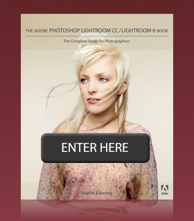 Martin Evening's The Adobe Photoshop Lightroom CC (2015 release) / Lightroom 6 Book