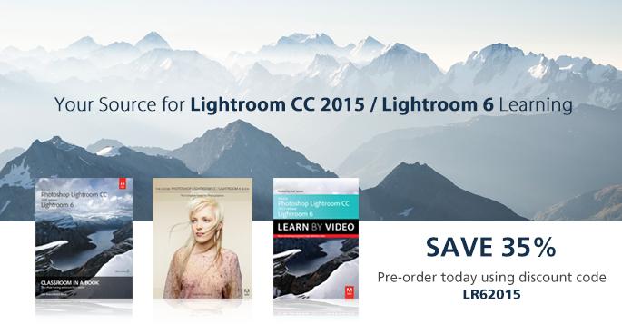 New: Adobe Photoshop Lightroom CC/Lightroom 6