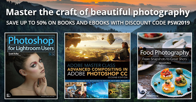Photography Resource Center: Save up to 50% on new books and eBooks
