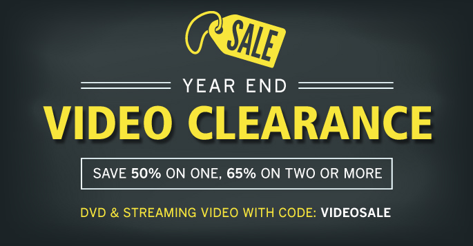 Year-End Video Clearance Sale
