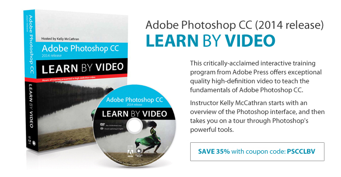 Adobe Photoshop CC (2014 release) Learn By Video