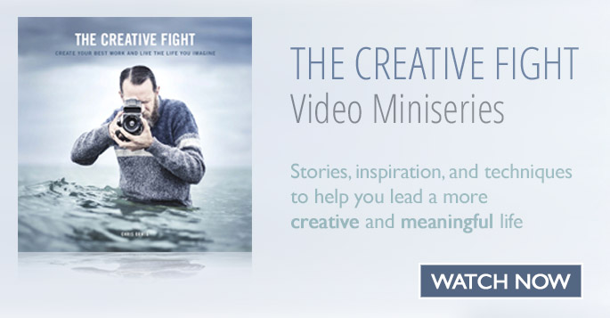 Creative Fight Video Miniseries with Chris Orwig