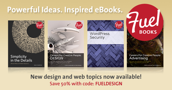 Save 50% on Fuel Books