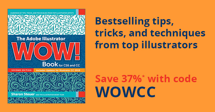 Save 37% on The Adobe Illustrator WOW! Book for CS6 and CC, Second Edition