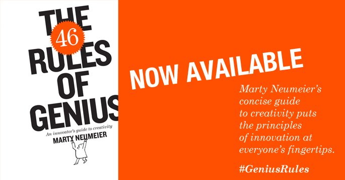 The 6 Rules of Genius: An Innovator's Guide to Creativity