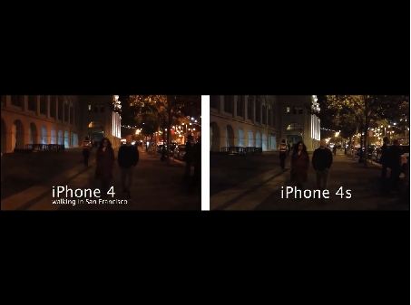 Temporal Noise Reduction | What's the Skinny on the iPhone 4S Video
