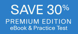 Save 30% on Premium Edition eBooks and Practice Tests from Pearson IT Certification