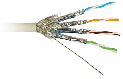 LAN Network Cable Media and Connectors | LAN Network Cable Media and ...