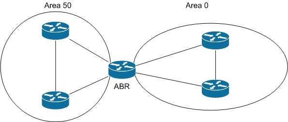 Multipoint Topology OSPF Advanced Configur...