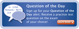 Subscribe to Question of the Day Newsletters