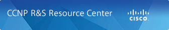 CCNP Resource Center from Pearson IT Certification