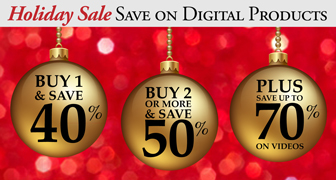 Save 40-70% on Video, eBooks, and Software in the Holiday Sale from Pearson IT Certification
